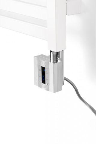 Resistenza elettrica con timer e regolazione temperatura, 800 W - 230 V
