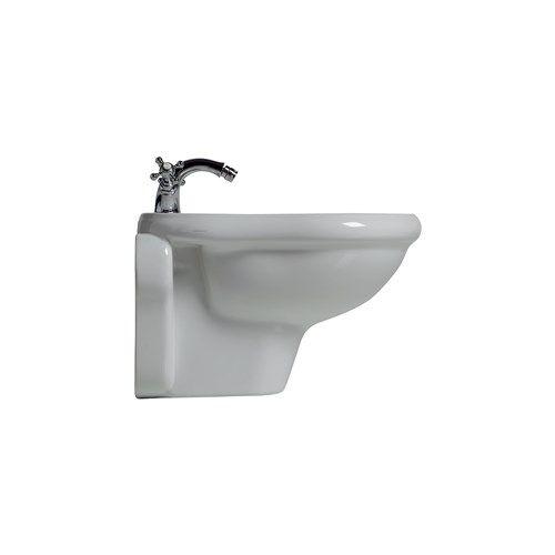 Bidet da bagno sospeso monoforo della linea Retrò di Kerasan