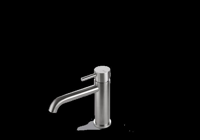 Miscelatore monocomando per lavabo senza scarico