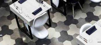 Pavimenti per interni Studio Moods Colla (Dryback) di Kobel