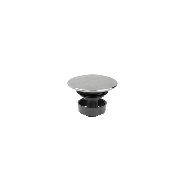 Kit universale per scarico automatico a pulsante in acciaio inox di Vema