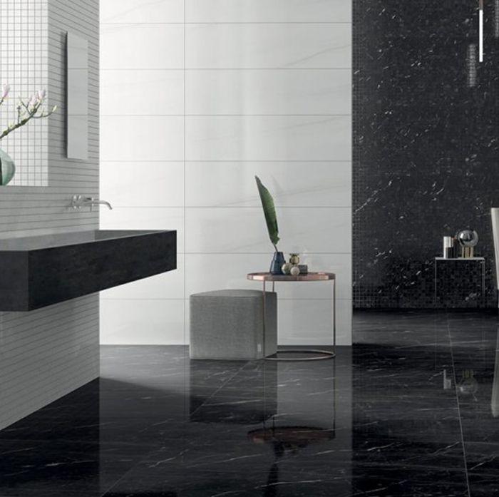 Gres porcellanato effetto marmo della collezione Marmolab di Armonie