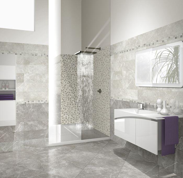 Gres Porcellanato effetto marmo della collezione Hous Vision