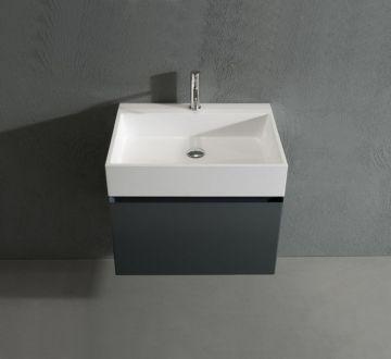 Lavabo lavandino da bagno modello Gesto di Antoniolupi